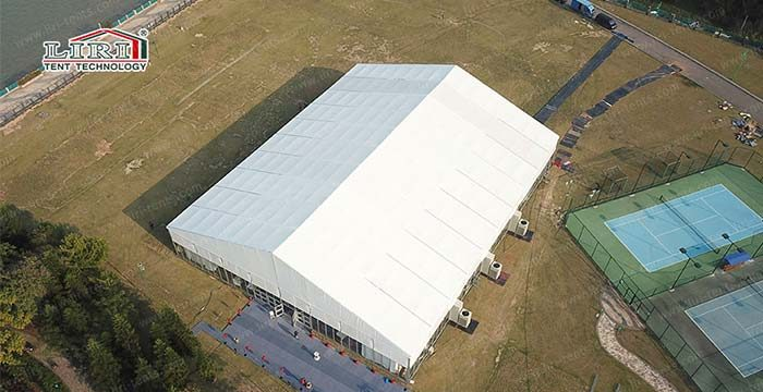 Big White Party Tents