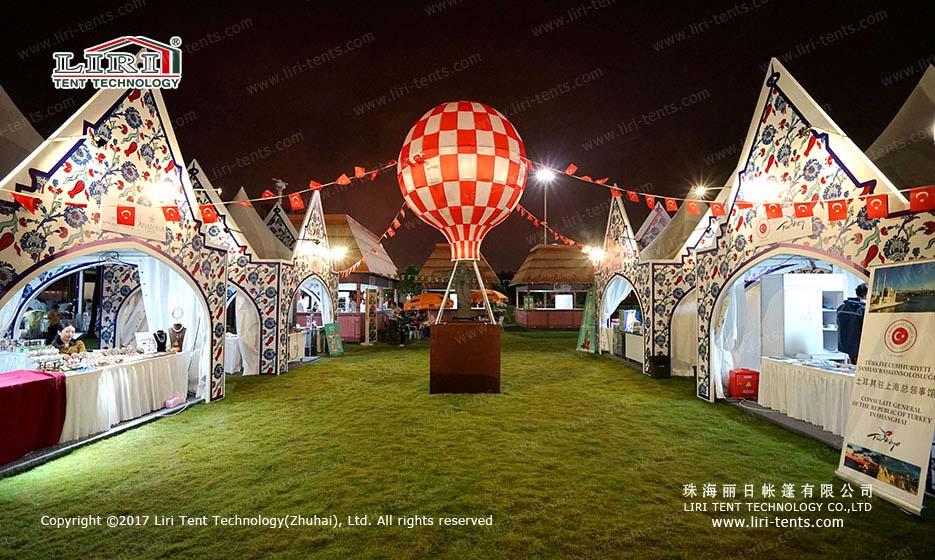 Choosing Party Tents