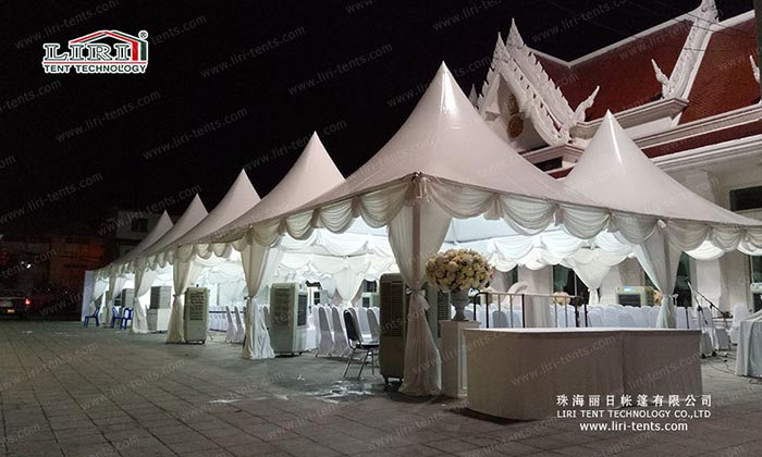 party gazebo tents for event