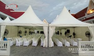 small party tents for outdoor events