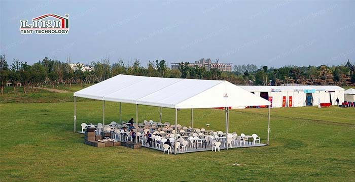 Party Tent With Sides