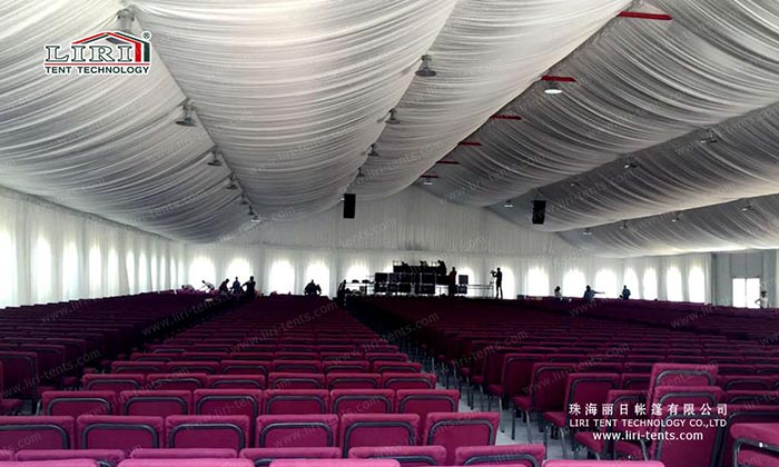 1500 people large party tent