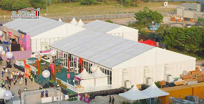 Custom Outdoor Events Tents
