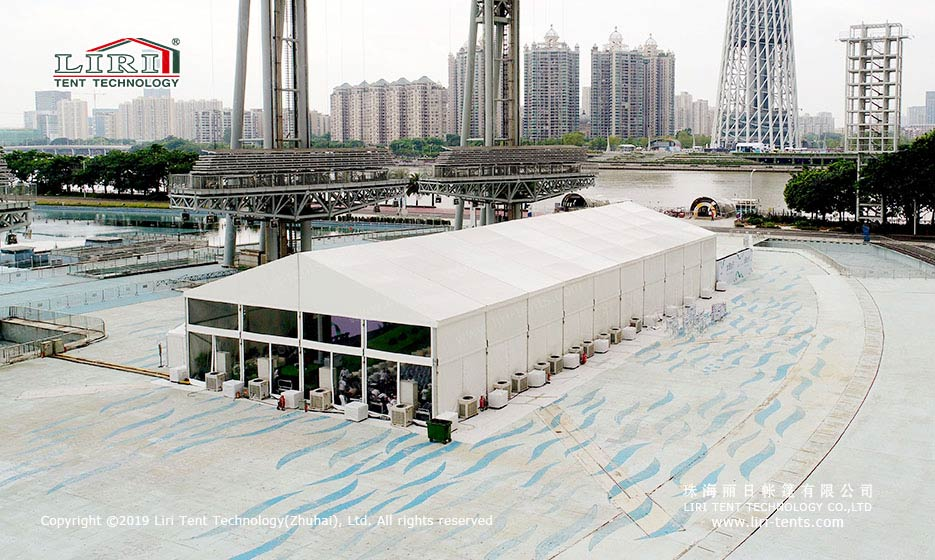 20×50m Party Tent for 1000 guest