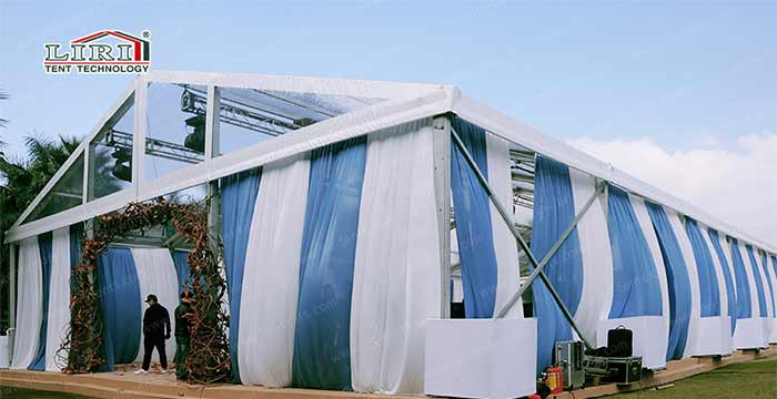 20x25m 500 People Used Marquee Tents for Sales