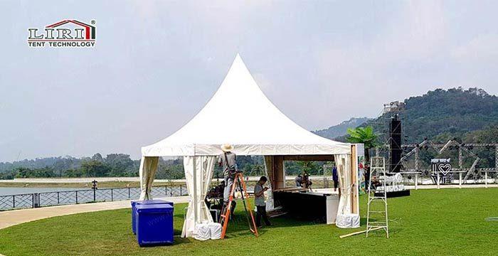 PVC Pagoda Party Tent
