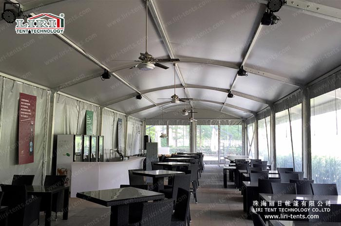 10 x 30 party tent dome