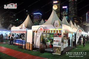 hong kong party tents rental