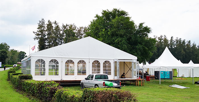 Turn Your Backyard Into a Party With a Tent Rental - Party ...
