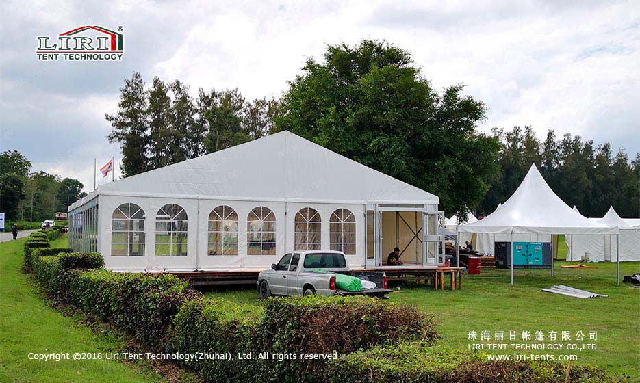 Turn Your Backyard Into a Party With a Tent Rental