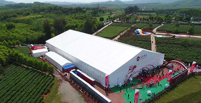 Renting a Party Tent for Your Next Party