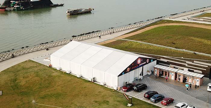 10×30 White Party Tent Gazebo Canopy