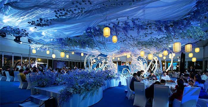 Give a Royal Touch to Your Wedding and Party With Beautiful Wedding Marquee Tents