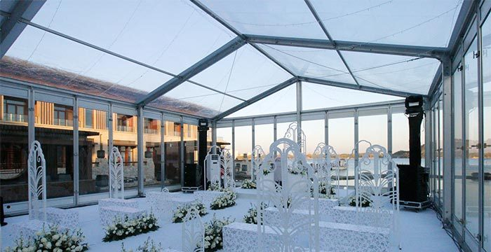 Benefits of a Wedding Tent, Everyone deserve an unforgetable wedding Party