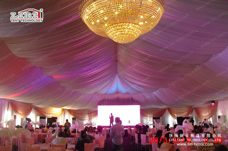 Luxury Party Tents for New Year Parties