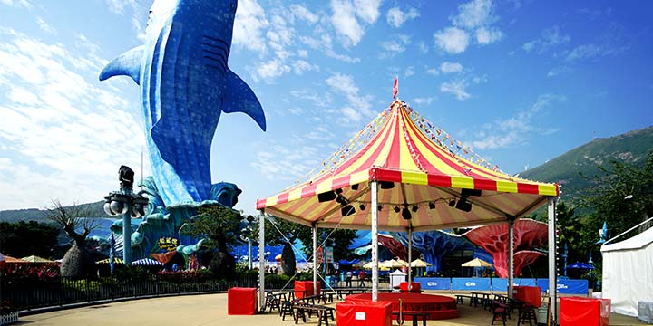 Big Top Circus Tents Full Color Event Tents Party Tent