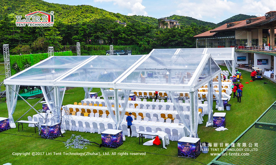 big outdoor wedding tents for 500 people