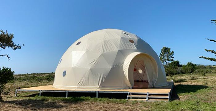 Glamping Dome Tents Hotel