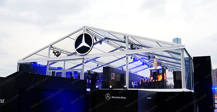 Introduction of Clear Big Tents
