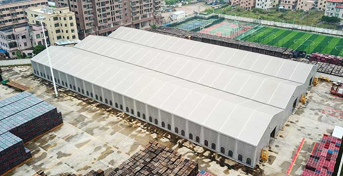 Warehouse Tents Shelter