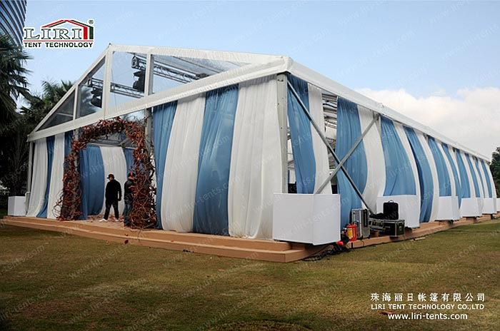 aluminum large wedding tents for sale
