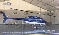 Aircraft Hangar Tents