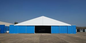 Aircraft Hangar Tents