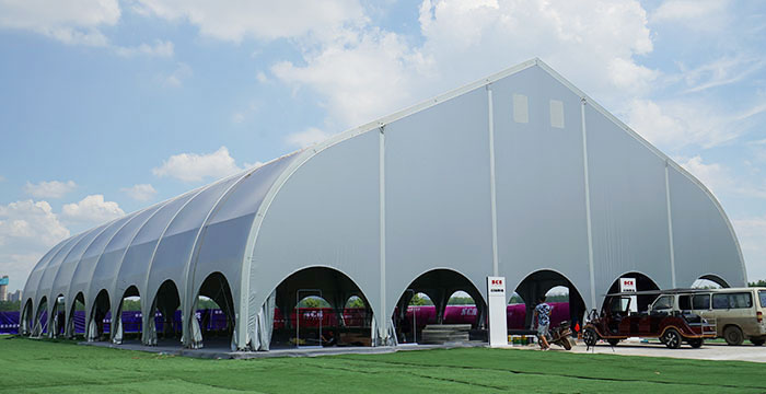 Special Tfs Structure Tents Curve Tents Party Tent For