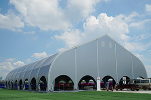 Special TFS Structure Tents