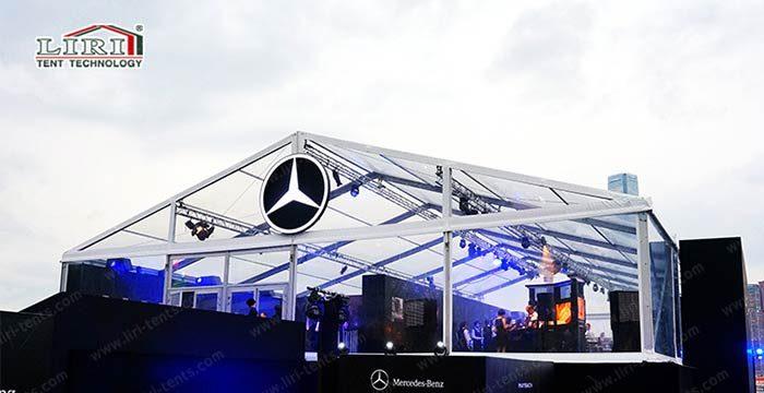 Transparent Party Tents