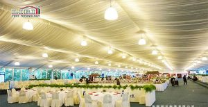 500 People Party Tents
