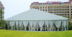 Backyard Party Tents
