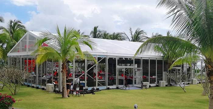 Clear Party Tents