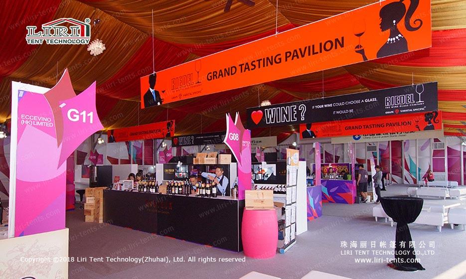 Luxury Party Tent Indoor