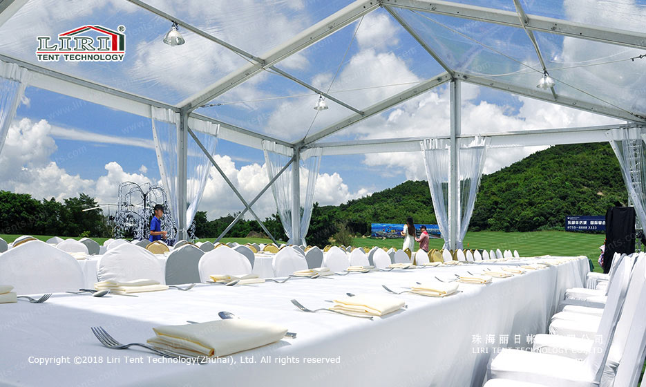 Transparency Party Tents