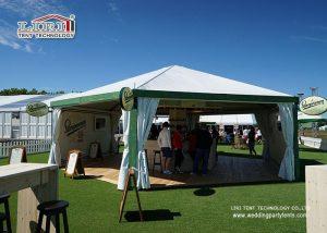hexagon party tents