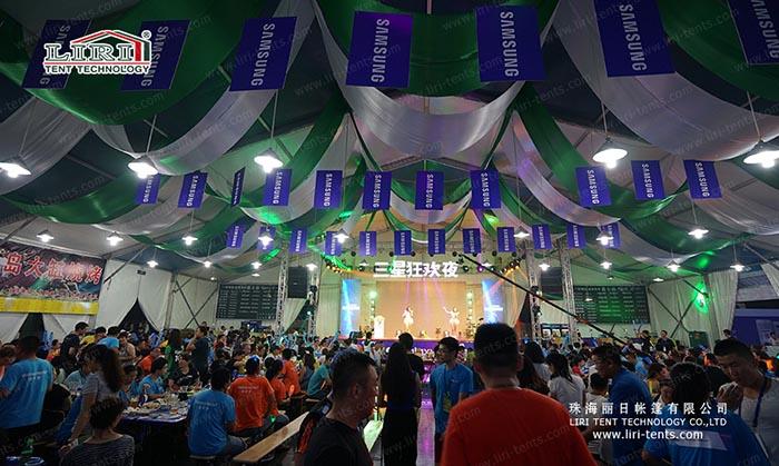 outdoor big party tents