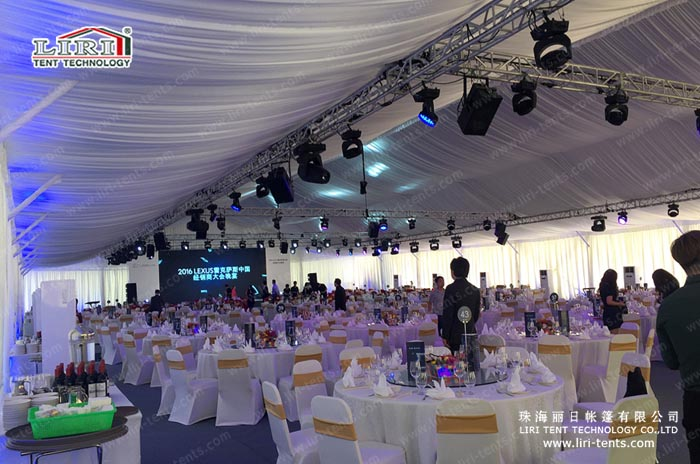 party tents hire