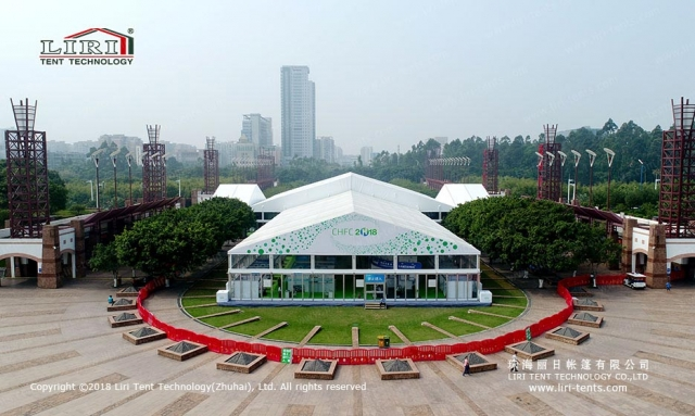 clear span exhibition tents sale