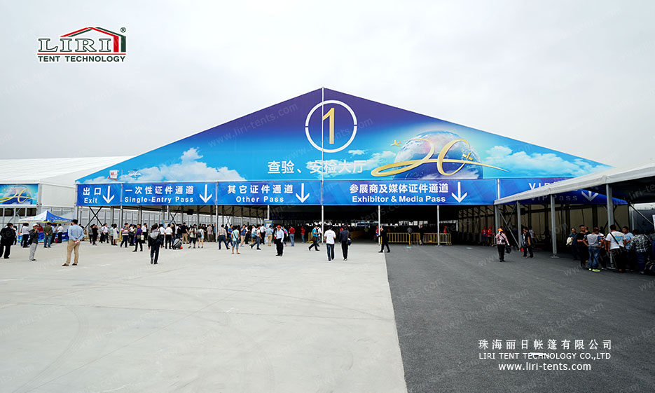 clear span tents & Trade Show Tents | Exhibition Tents | Expo Tents - Party Tent for Sale