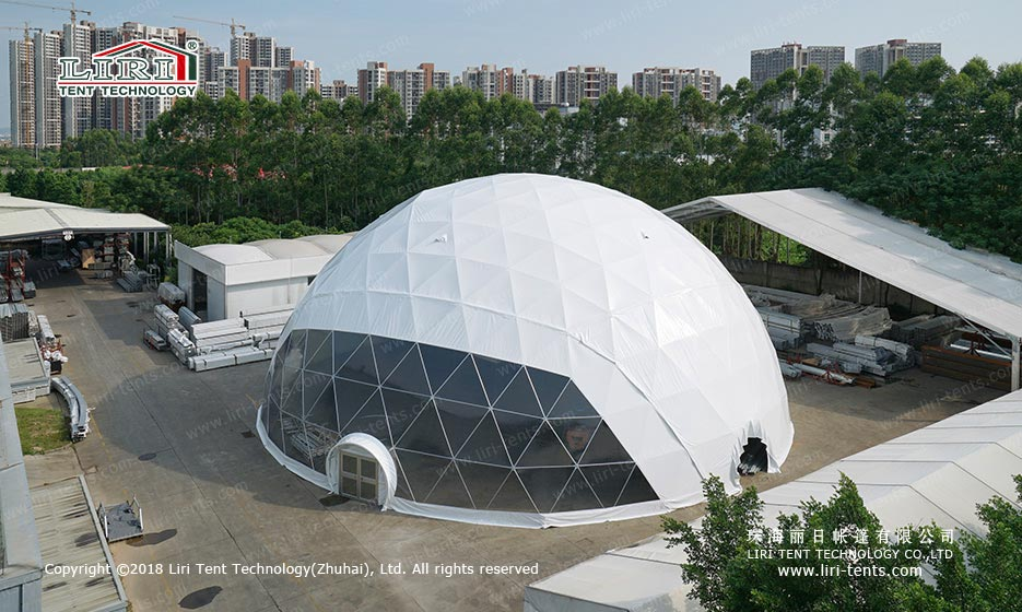 Luxury Geodesic Dome Tents