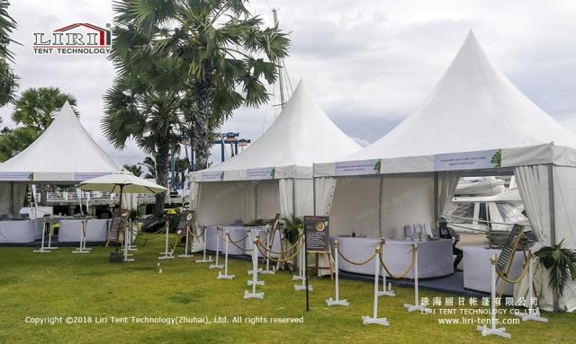 luxury Pagoda tent