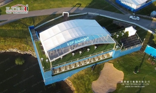 outdoor dome tent