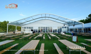 Transparent party Tent