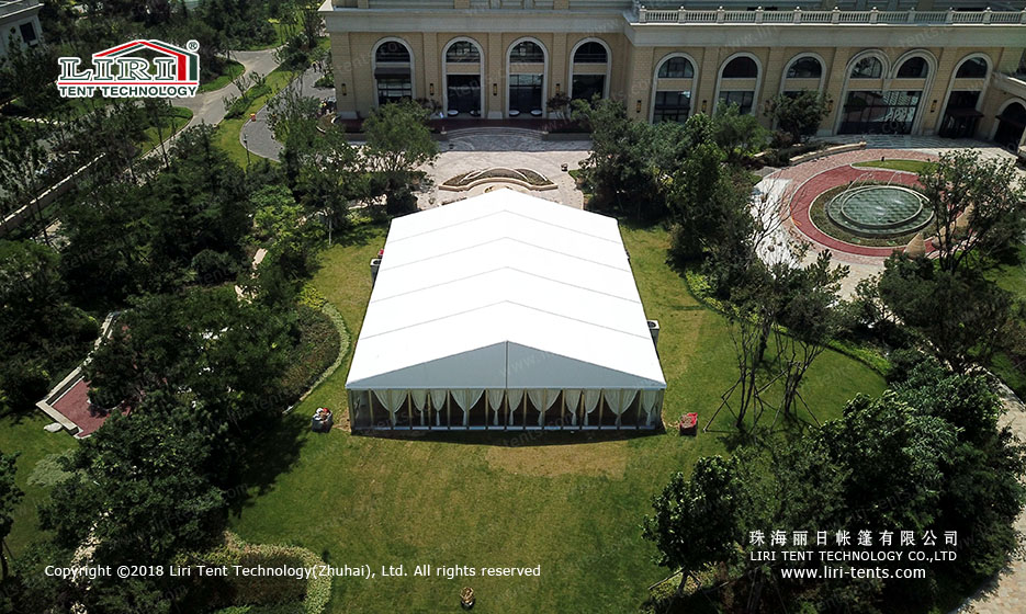 10x30 White Party Tent for sale