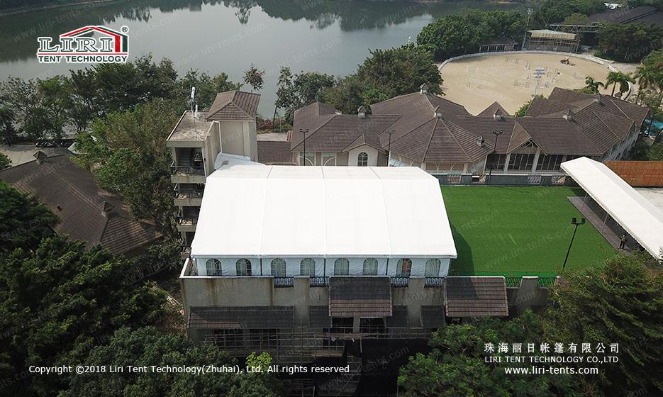 Gazebo Canopy With Sidewalls