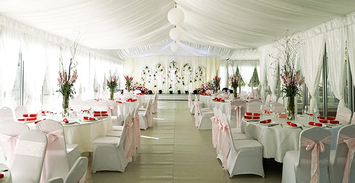 Party Tables and Chairs
