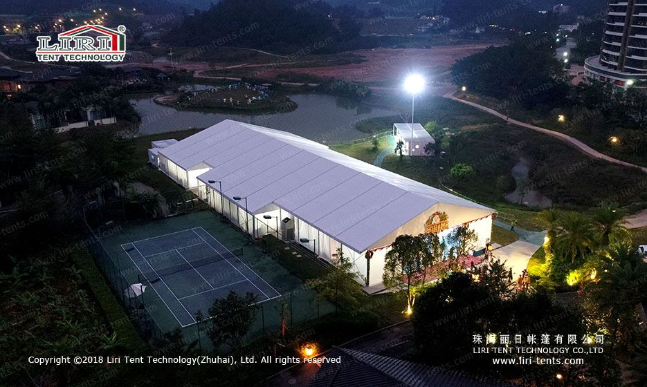 Christmas Party Tent
