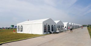 canvas party tent