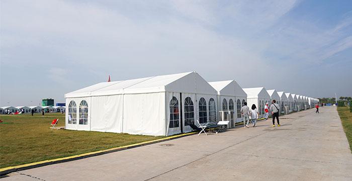 canvas party tent